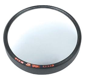 "Custom Accessories 71123 3-3/4"" Adjustable Blind Spot Mirror"