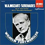 モーツァルト:「13管楽器のためのセレナード」&「アイネ・クライネ・ナハトムジーク」(永遠のフルトヴェングラー大全集)
