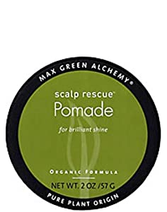 Max Green Alchemy Scalp Rescue Pomade, 2 oz