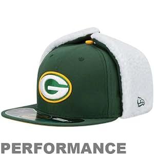 Amazon.com : Green Bay Packers Dogear Winter Ear Flap