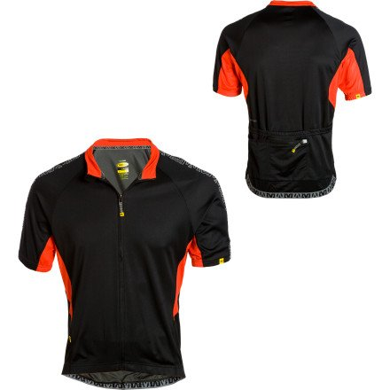 Buy Low Price Mavic Sprint Relax Full-Zip Jersey (B004XOX5S8)