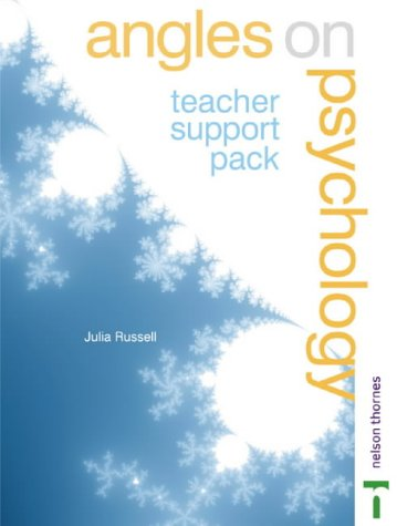 Angles on Psychology Teacher Support Pack