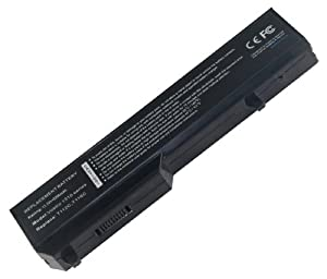 UKOUTLET High quality 6 CELLS Replacement Laptop Battery for Dell Vostro 1310 1320 1510 1520 2510, fits T114C T116C K738H T112C 11.1V/5200MAH 6cell
