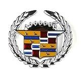 Cadillac Crest Color Belt Buckle