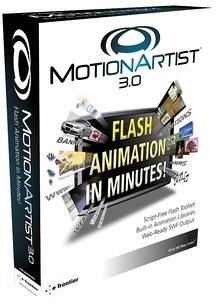eFrontier MotionArtist 3.0