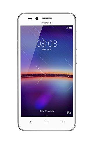 Huawei Y3 II Pro Version Smartphone, Dual SIM, 8 GB, Bianco