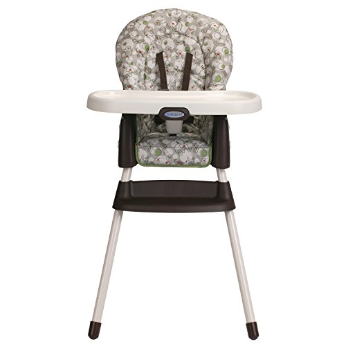 graco simpleswitch portable high chair and booster zuba furniture baby toddler furniture chairs. Black Bedroom Furniture Sets. Home Design Ideas