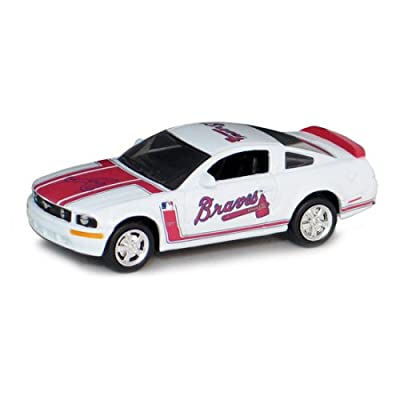 Atlanta Braves MLB Ford Mustang GT