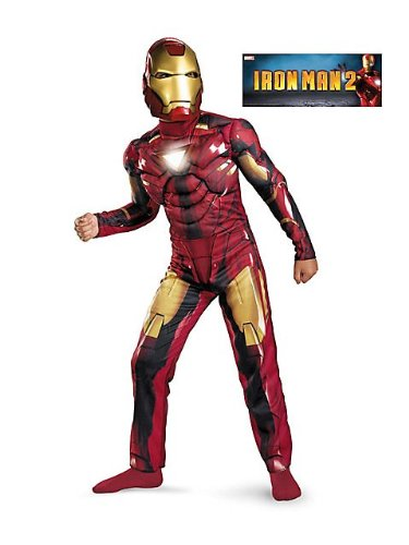 Iron Man 2 Mark 6 Light-Up Deluxe