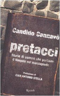 Cover Pretacci. Storie di uomini che portano il Vangelo sul marciapiede