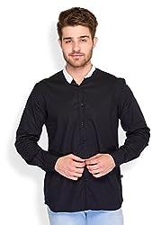 Parx Black Men Shirt