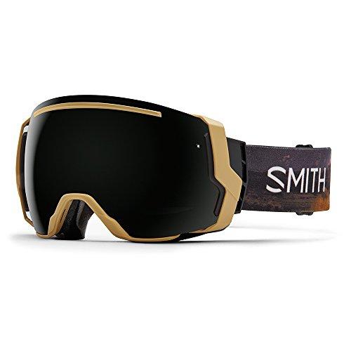 Smith Optics I/O 7Goggle, Unisex, I/O 7, Prairie Buffalo/Blackout, Taglia unica