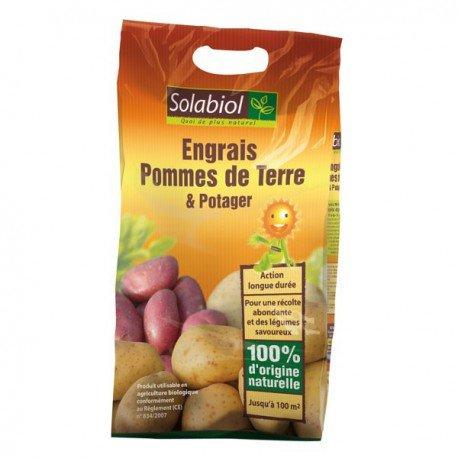 Engrais Pommes de terre et Potager - 5 kg