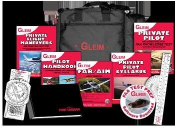 Gleim Private Pilot Kit w/ CD