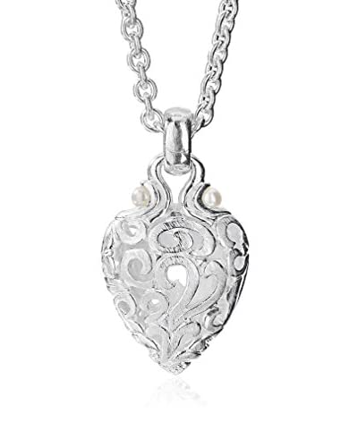 Drachenfels Design Conjunto de cadena y colgante plata de ley 925 milésimas