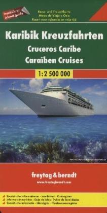 Caribbean Cruise Map Fb R