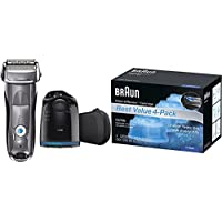 Braun Series 7 7865cc Wet & Dry Electric Shaver with Clean & Charge System