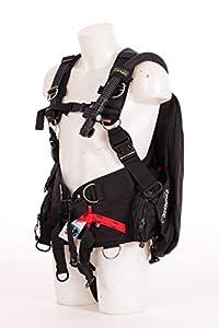Zeagle Ranger W - Chaleco de buceo, color negro, talla M