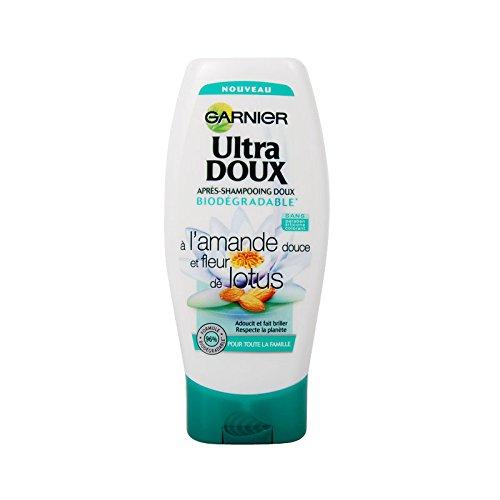 Ultra Doux - Apres Shampooing Biodegradable Adoucit et fait briller les cheveux