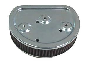 K&N HD-1396 Harley Davidson High Performance Replacement Air Filter