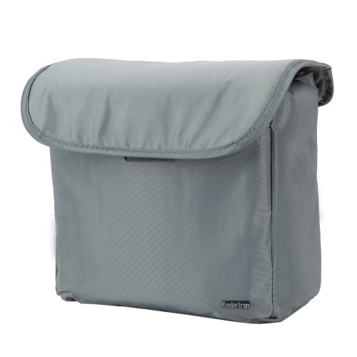 Koolertron Waterproof Shockproof Partition Padded Camera Bag