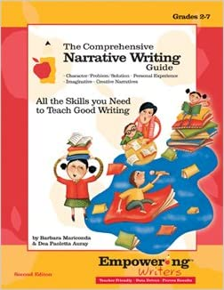 comprehensive narrative writing guide Writing fiction: a guide to narrative craft,  discussions of all the major fictional elements offer students a comprehensive guide to the craft of writing stories.