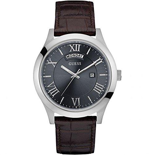 Guess-Hombres del reloj Metropolitana w0792g5