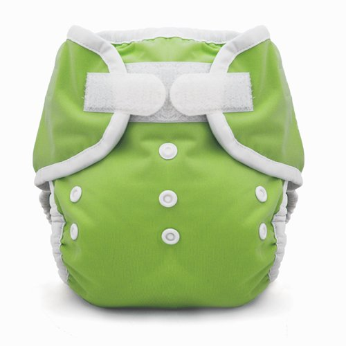 Thirsties Duo Wrap, Meadow, Size Two (18-40 lbs)