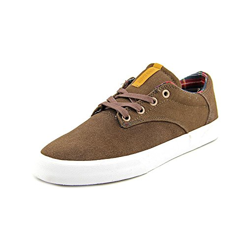 Supra Pistol Mens Suede Skate Shoes