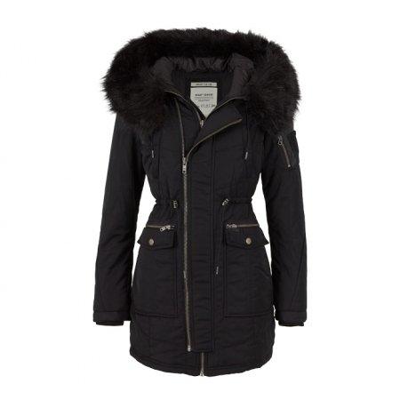 Khujo giacca invernale Kayne Nero Black L