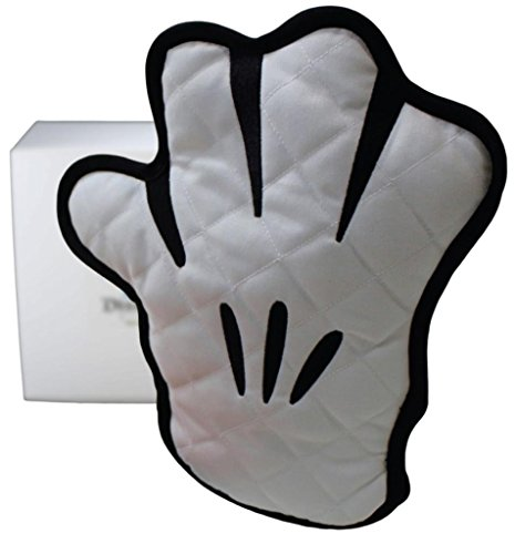 Disney Parks Mickey Mouse Glove Oven Mitt - Exclusive & Limited Availability