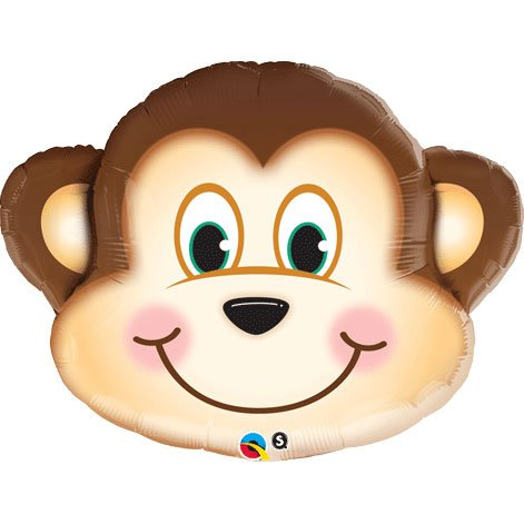 Mischievous Monkey Mini Shape