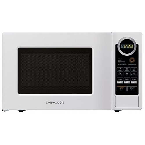 Deals For Daewoo Digital Microwave, White - Microwaves Reviews