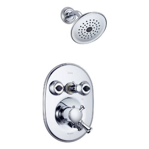 Delta Lockwood: Monitor(R) 18 Series Xo Jetted Shower(Tm) Trim