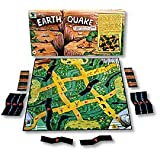Earthquake Family Pastimes Cooperative Board Gameby Jim Deacove