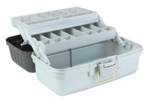Creative Options 6202-77 Fine Arts 2-Tray Art Box with Auto Open Trays (Art Supply Box compare prices)