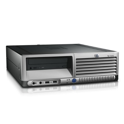 HP DESKTOP PC TOWER COMPUTER P4 HT 2.8-3.00GHZ - 1GB RAM - 80GB HDD - CD-ROM