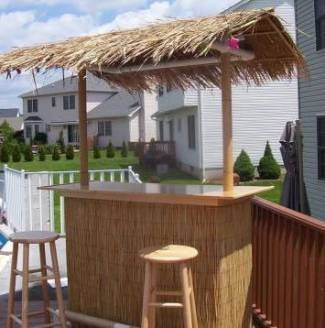 Perfect Portable Tiki Bar Kit