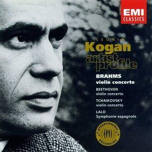 Leonid Kogan, un dieu du violon oublié ?  413W1J2QFML