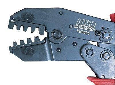 MSD 3509 Weatherpack Crimp Jaw