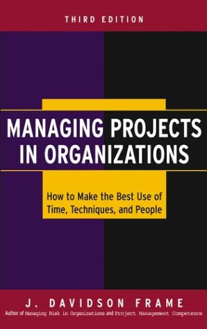 Managing Projects in Organizations: How to Make the Best...