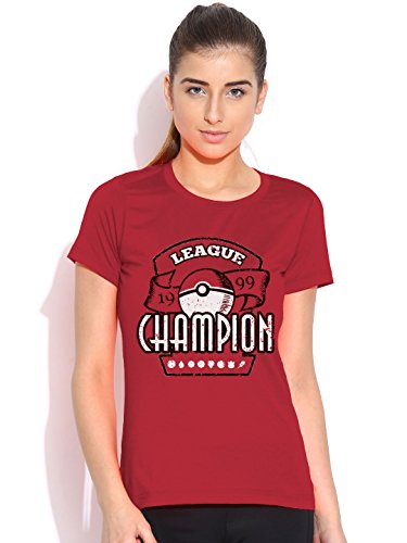 Champion-League-Womens-Cotton-T-shirt