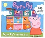 Peppa Pig Sticker Box - Over 200 Stickers