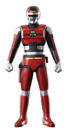 "BANDAI Space Sheriff Series ""Sharivan"" (Japan Import)"