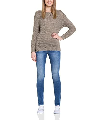 BIG STAR Sweatshirt Candena_Sweater khaki