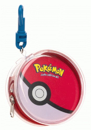 Pokemon Rummy Card Game with Special Clip-on Carry Case - 1