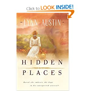 """Hidden Places"" by Lynn Austin :Book Review"
