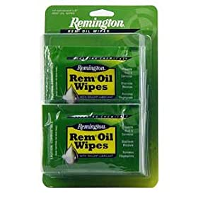 Remington Rem Oil Firearm Cleaning Wipes Reviews