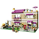 Distinctive Lego Friends Olivia's House (3315) - Cleva Edition LEGO'BAG Bundle