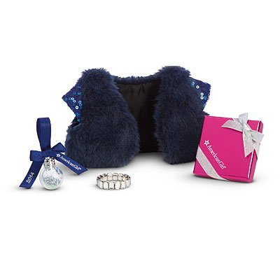American Girl - Holiday Accessories for Dolls - MY AG 2014 - 1